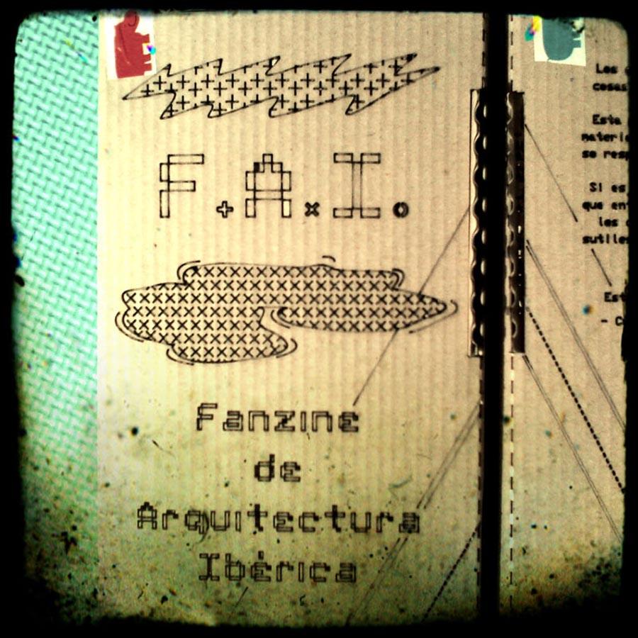 FAI: Fanzine de Arquitectura Ibérica