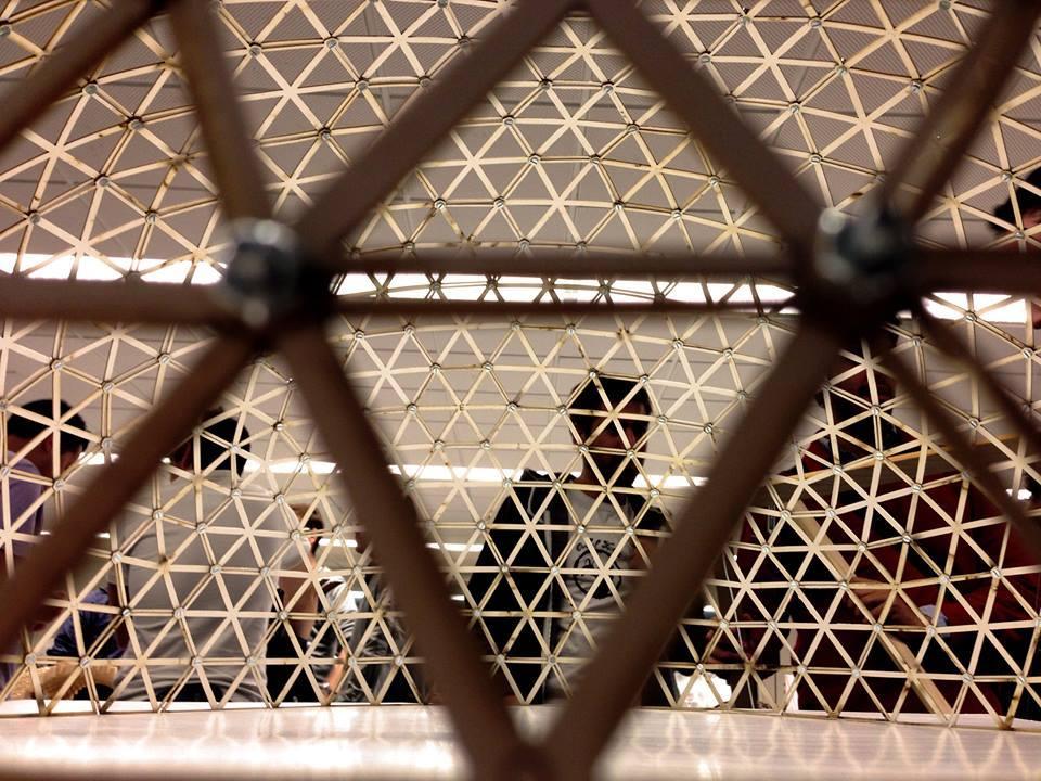 Cúpula de Cinerama - Fab Lab Alicante