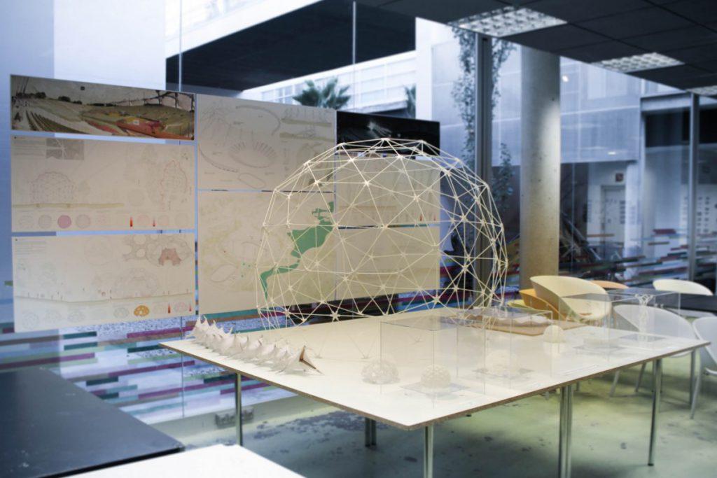 Estructuras para parque multiaventura - Fab Lab Alicante