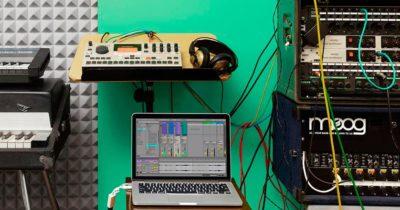 Curso de producción musical Alicante Ableton Live