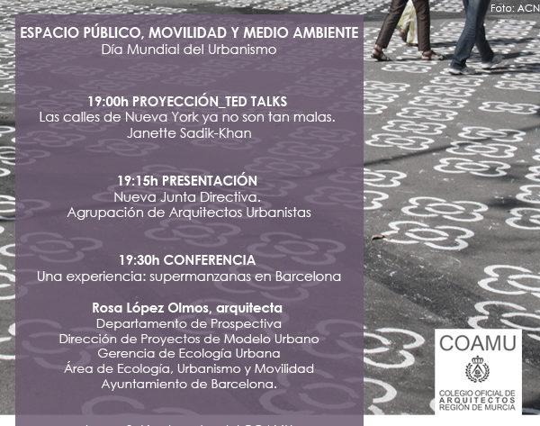 Conferencia AAU