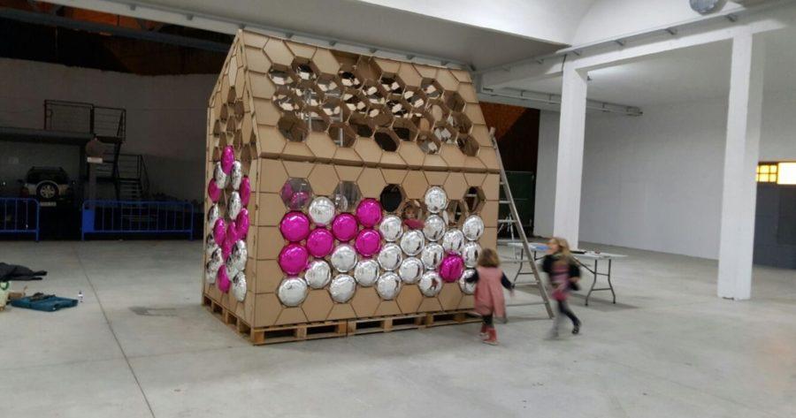 Niños Montaje de REme Mercado Diseño Alicante