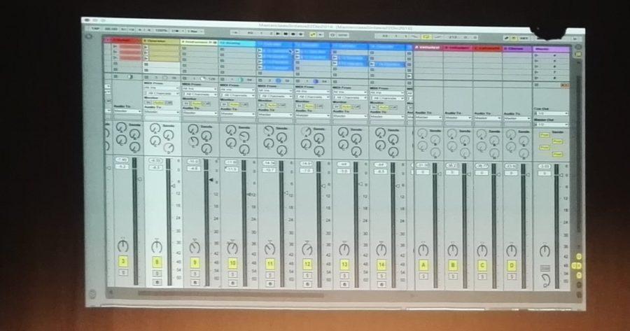 Masterclass soundlab dic2016