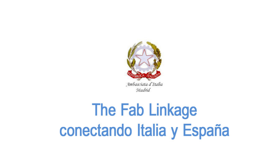 The Fab Linkage embajada de Italia