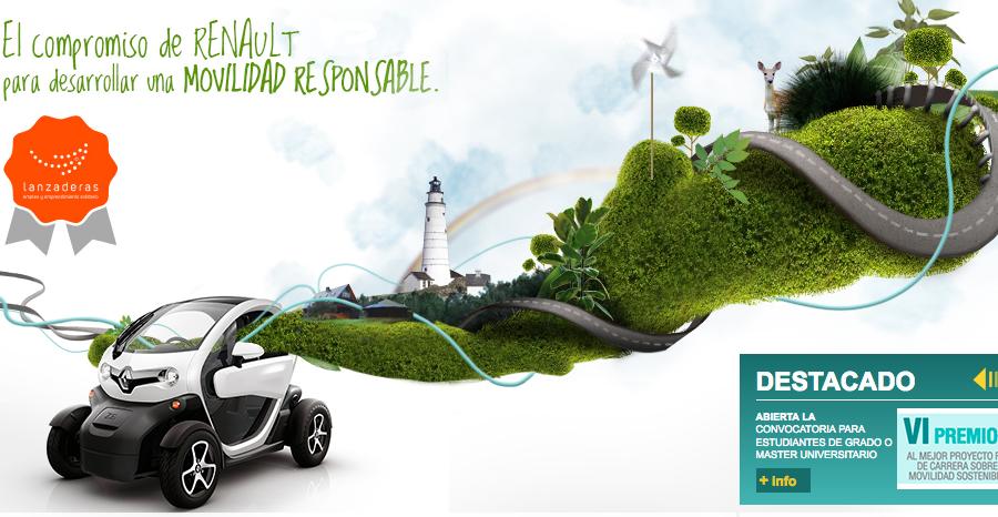 Premios Renault sostenible