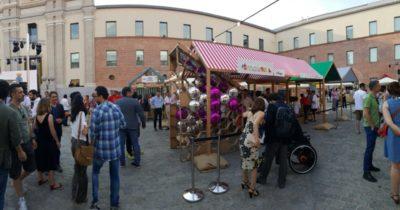 REme en el proyecto ITmakES de la Embajada de Italia, siendo expuesto en el centro cultural Conde Duque de Madrid