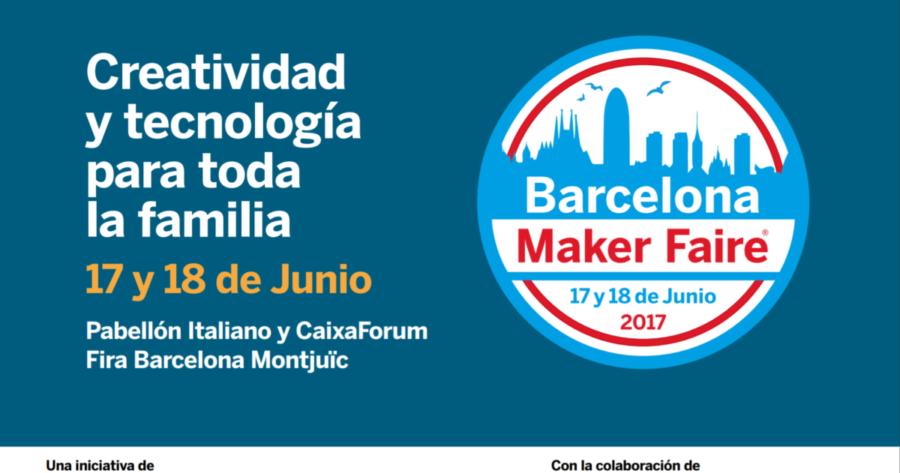 maker faire barcelona