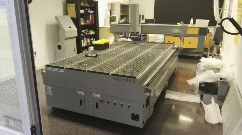 nueva máquina en el lab